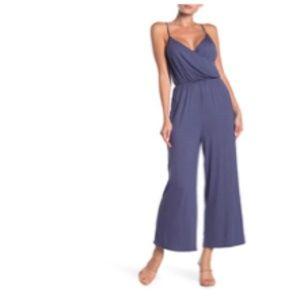 Abound – Surplice Wrap Front Jumpsuit